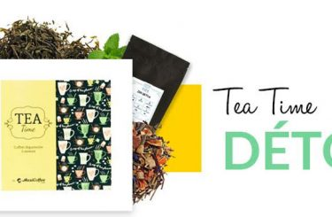 Coffret Detox Tea-Time
