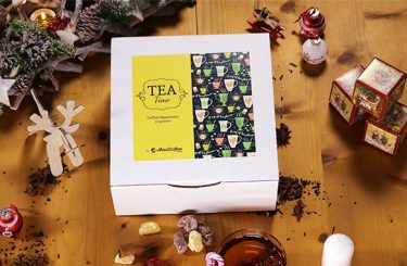 Coffret tea-time Noël
