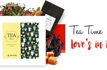 Coffret thé Tea-Time Saint Valentin