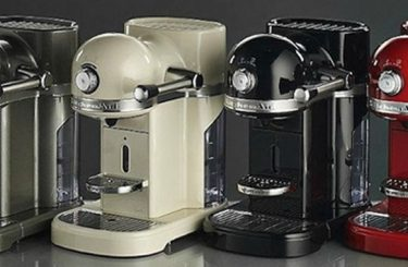 gamme artisan KitchenAid machine a caps