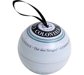 Boule the des neiges compagnie coloniale