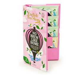 Coffret sachet de thé english tea shop