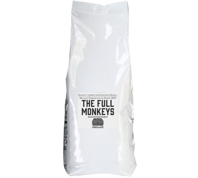 terre de café The full monkeys grains