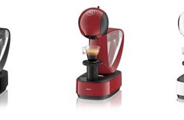 Machine à capsules Nescafe Dolce Gusto Infinissima Krups