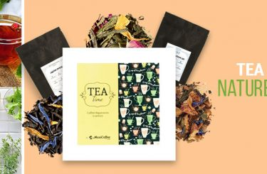 Coffret thé Tea Time : Naturel et Bio