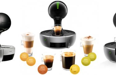 Machine à capsules Drop Nescafe Dolce Gusto : avis et test