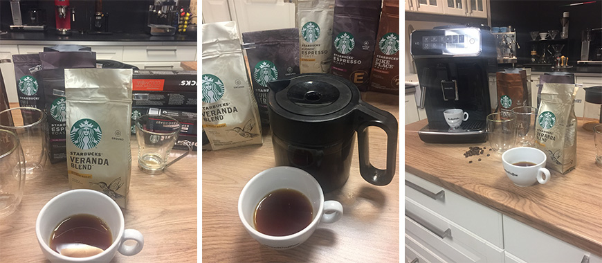test café starbucks café moulu