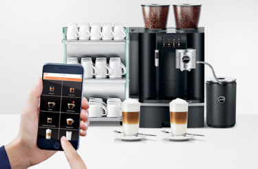 La machine à café connectée : le café 2.0 face au Covid-19