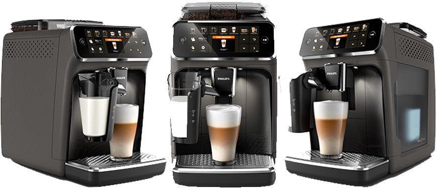 Expresso broyeur philips série 5000