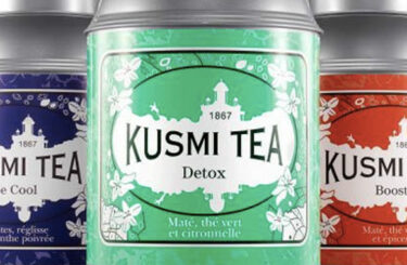 Kusmi Tea arrive chez MaxiCoffee !