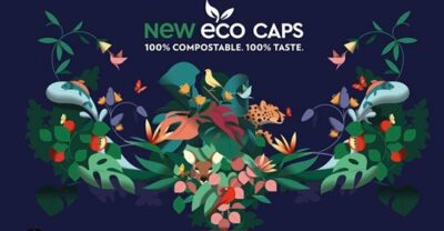Eco caps Lavazza