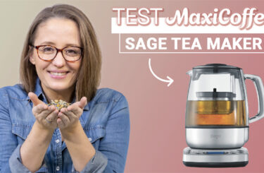 TEST ET AVIS DE LA BOUILLOIRE THE TEA MAKER DE SAGE