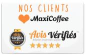 Avis des clients : Caf� et machine � caf�