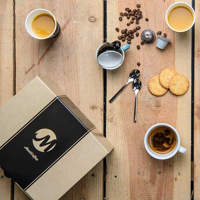 Cafés Lugat Selection box of coffee beans to win