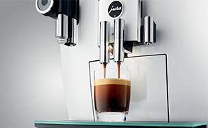 Jura j6 cafe