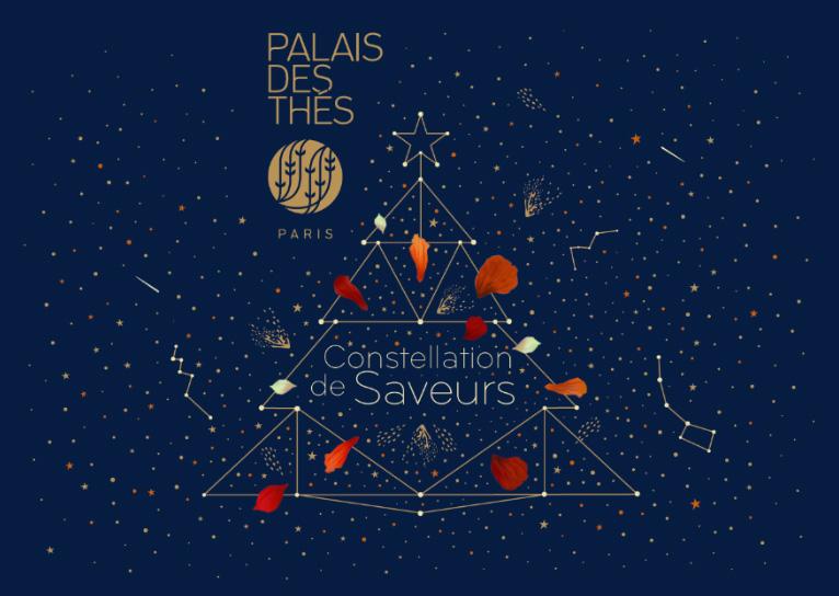 Ambiance Constellation de saveurs Palais des Thés