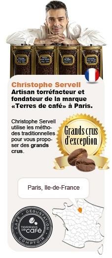 Café en grain THE FULL MONKEYS Terres de café Exclusivité Maxicoffee