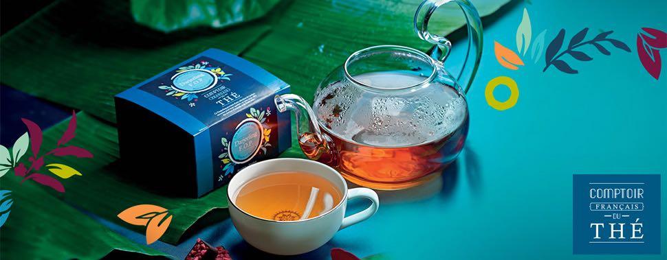 Comptoir francais du thé
