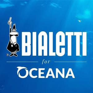 Bialetti for Oceana logo