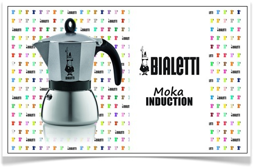 cafeti re induction bialetti moka anthracite 3t. Black Bedroom Furniture Sets. Home Design Ideas