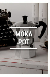 Moka Pot Italian Coffee Makers
