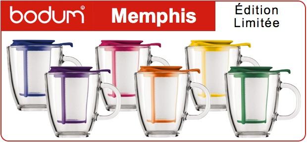 mug infuseur bodum memphis