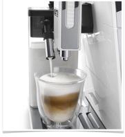 fonction cappuccino DeLonghi ELETTA Cappuccino Top ECAM 45.760.W