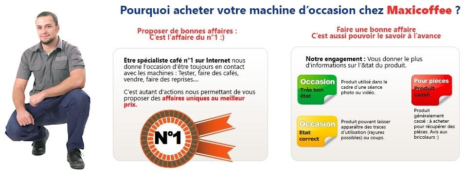 Machines expresso : Bonnes affaires et prix discount sur des machines � caf� et des machines expresso automatiques