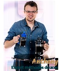 Anthony, expert méthodes douces