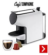 machine Nespresso compatible