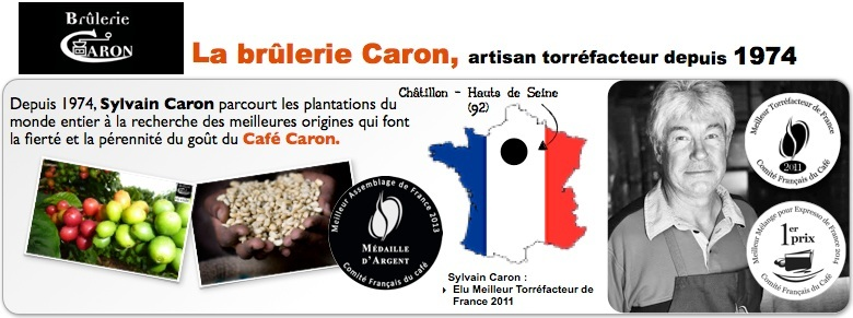 brulerie caron meilleur torr�facteur de france 2011