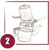 cafetière napolitaine ilsa