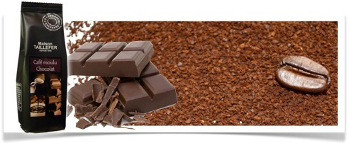 café moulu chocolat maison taillefer