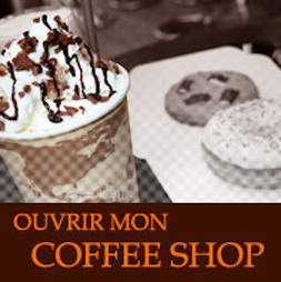 Ouvrir un Coffee Shop ou un espresso bar : machine expresso, caf�, caf� grain