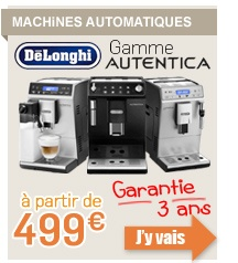 Machines Delonghi Autentica