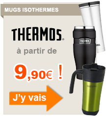 Mugs isothermes thermos