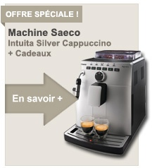 Machine Saeco promo