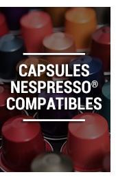 Capsules compatibles Nespresso� Lugat