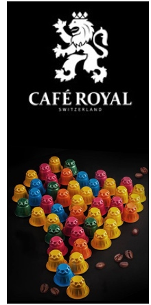 café royal nespresso