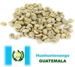 Café vert Huehuetenango - Guatemala - 1kg