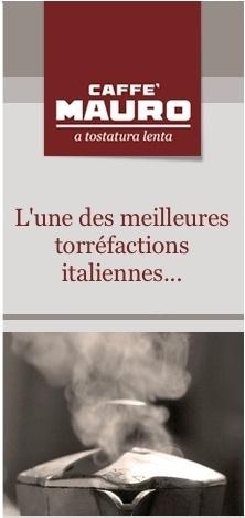 Café en grains DE LUXE Caffé Mauro
