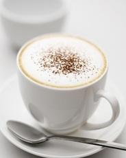 cappuccino par twitter