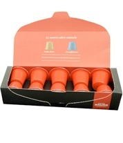 capsules Caffe Mauro compatibles Nespresso