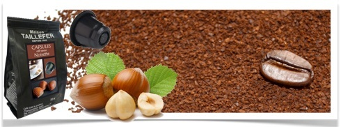 capsules compatibles Nespresso® maison taillefer