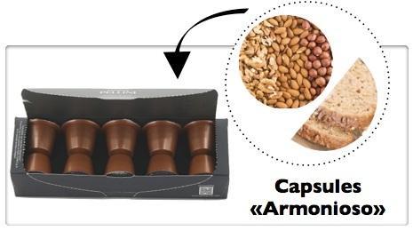 capsules compatibles nespresso pellini