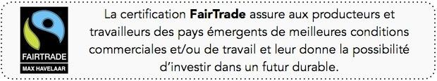 capsules compatibles Nespresso® maison taillefer certifiées Fairtrade
