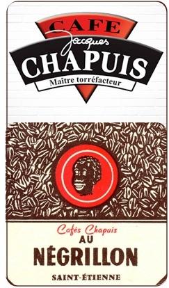 Café en grains chapuis