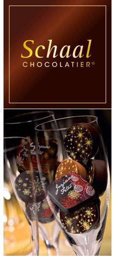 chocolaterie schaal