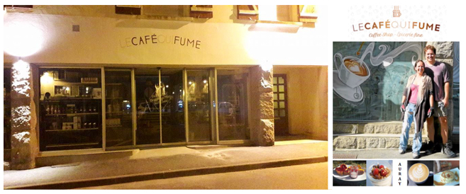 Café qui Fume Coffee Shop