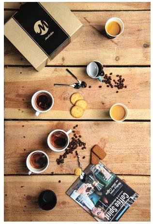 coffret découverte café en grains